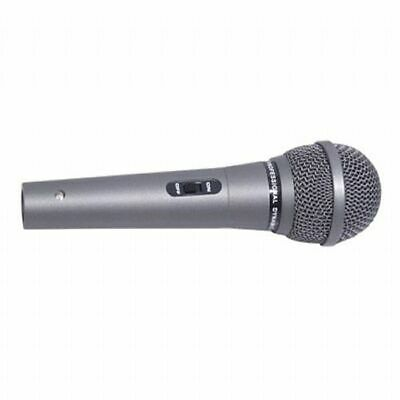 Sound LAB Dynamic Switched Microphone (gun metal)