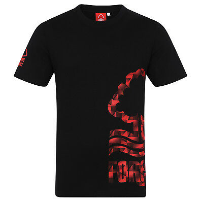 Nottingham Forest FC Official Football Gift Mens Graphic T-Shirt