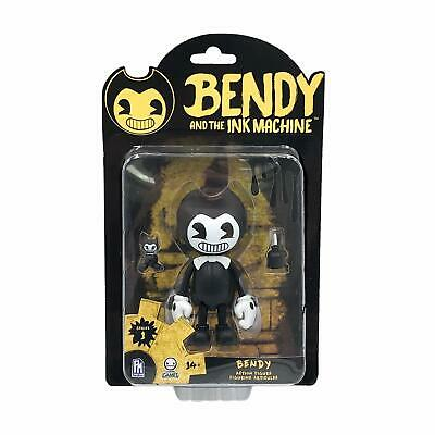NEW! Bendy and The Ink Machine Action Figure Boris the Wolf