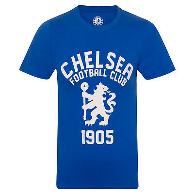 Chelsea FC Official Football Gift Mens Graphic T-Shirt