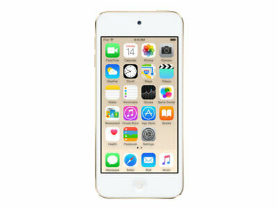 NEW! Apple MKWM2BT/A Ipod Touch 6Th Generation Digital Player  Ios 8 128 Gb Gold