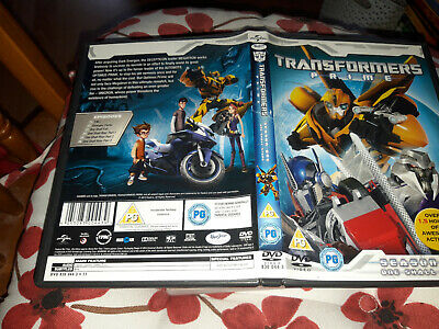 Transformers: Prime - One Shall Stand by Peter Cullen  uk dvd