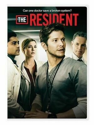 The Resident Season 1 Complete season 1 dvd boxset brand new and sealed!!