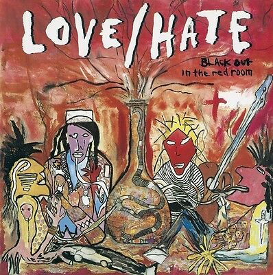 Love/Hate - Blackout in the Red Room [New CD] Deluxe Edition, Rmst, UK - Import
