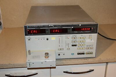 Hp Hewlett Packard  4191A Rf Impedance Analyzer (Xxk)
