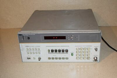 Hp Hewlett Packard 8901A Modulation Analyzer (Qqk)