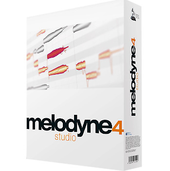 Melodyne Studio 4.2.1. [installer download] (Windows version) Lifetime license