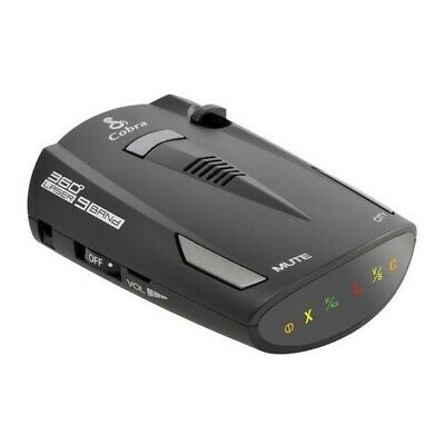 Cobra XRS 7100 Radar/Laser Detector -new