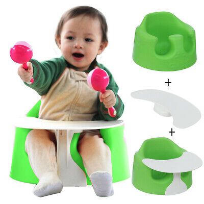 Baby Booster Seat Summer Infant Highchair Portable Toddler Comfort Chair w/ Tray