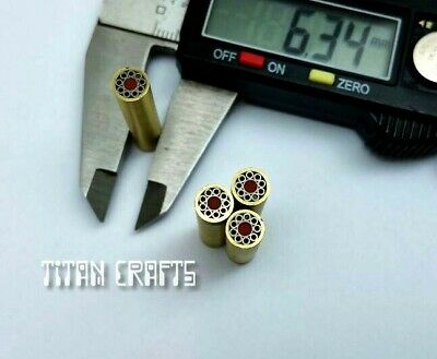 TITANs 8.0mm Mosaic Pin for Handle Making Knife Scales Sticks Crafts MAZE MP-MZ