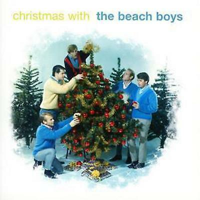 Beach Boys The Christmas With the Beach Boys CD NEW