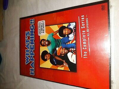 Whats Happening - The Complete Series (DVD, 2008, 9-Disc Set)