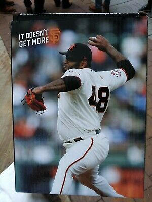 SF Giants Let Pablo Pitch Bobblehead Pablo Sandoval New in Box