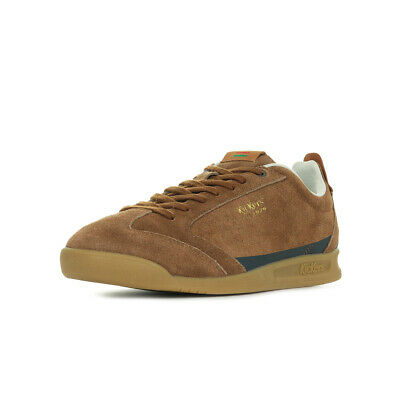 CHAUSSURES BASKETS KICKERS homme Kick 18 taille Marron Suède