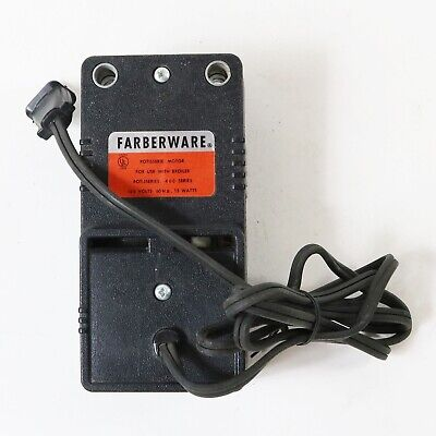Farberware 400 Series Original Rotisserie Motor Model No. 435