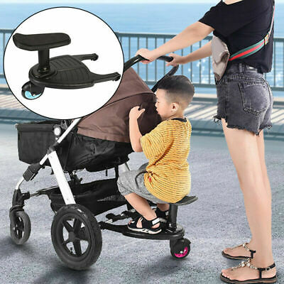 Universal Children's Toddler Ride On Buggy Board Pedal 3D MINI Buggy Board Hot