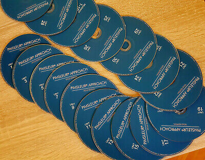 Pimsleur German 5 - Level 5 - Gold Edition 16 CDs full set