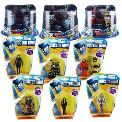 """Doctor Who 3.75"""" Action Figure Set OF 9"""