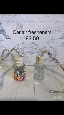 Super strong Car Air Fresheners,Wax,Diffusers,Candle.Designer Over 100 Scents