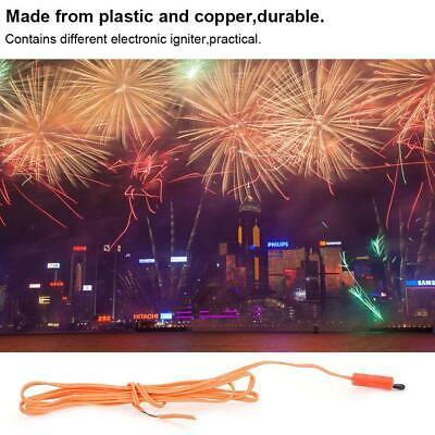 50Pcs 100cm Wireless Remote Control Electric Wire Line Fireworks Firing System