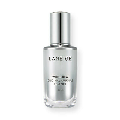 LANEIGE White Dew Original Ampoule Essence 1.4oz. radiant skin Korean Cosmetics