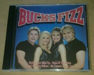 Bucks Fizz The Very Best Of CD Greatest Hits Collection Essential