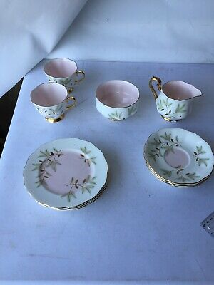 Royal Albert Bone China Tea Set, 12 Pieces - Braemar Design Spares Replacement