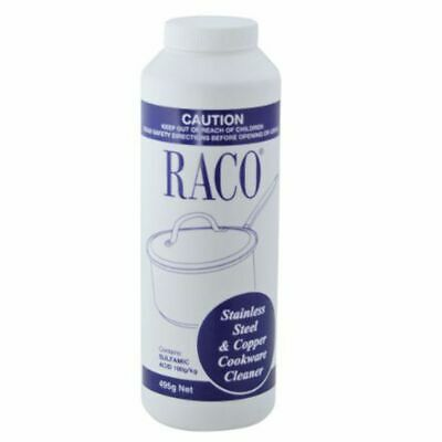Raco Powder Cleaner Stainless Steel