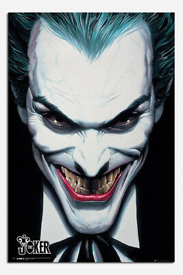 DC Comics Joker Ross Maxi Poster New