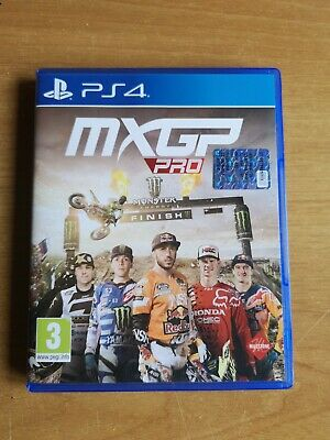 Mx Gp Pro Videogioco Mxgp Moto Cross Ps4 Sport Corse Italiano Play Station 4