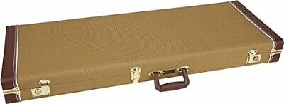 Fender Pro Series Strat/Tele Case - Tweed