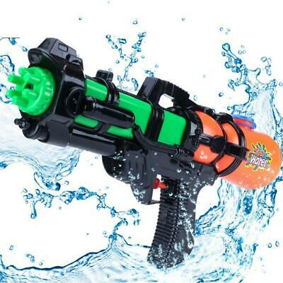 Large Water Gun Pump Action Super Soaker Sprayer Outdoor Beach Garden Toy Kid