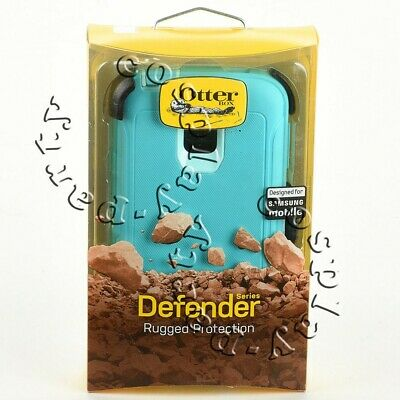 OtterBox Defender Symmetry Commuter Samsung Galaxy S5 Hard Shell Cover Case New
