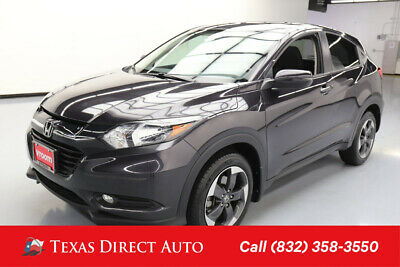 2018 Honda HR-V EX Texas Direct Auto 2018 EX Used 1.8L I4 16V Automatic AWD SUV