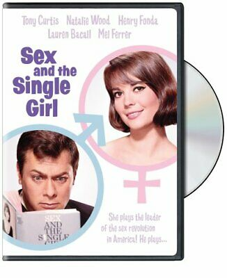 Sex and the Single Girl [DVD] NEW!
