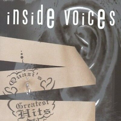 Inside Voices - Quazis Greatest Hits [New CD]