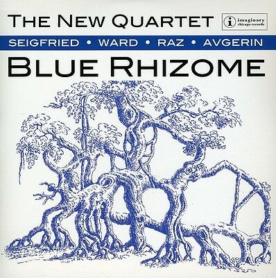 The New Quartet - Blue Rhizome [New CD]