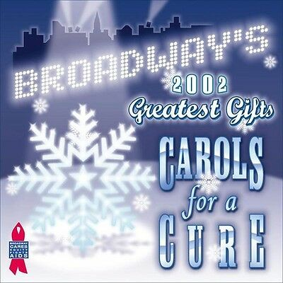 Nick Jonas - Broadway's Greatest Gifts: Carols for a Cure 4 [New CD]