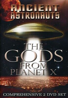 Ancient Astronauts: The Gods from Planet X (REGION 1 DVD New)