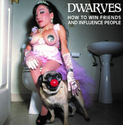 Dwarves - How to Win Friends and Influence People [New CD]
