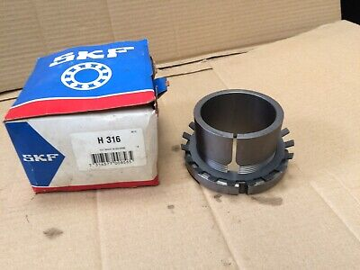 Skf H316 Bearing Shaft Sleeve Adaptor Locking Engineering New Part