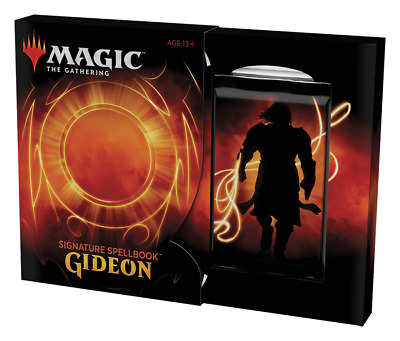 Magic: the Gathering MTG SIGNATURE SPELLBOOK GIDEON Pre-Sale Ships On Release