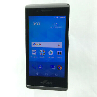 competitive price 984ee ca339 ANS UL40 (ASSURANCE Wireless) Android Smartphone (M-UL40) m15