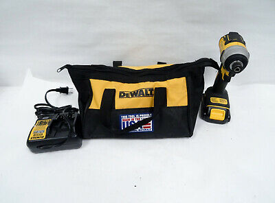 "DEWALT DCF787 20V MAX 1/4"" Li-On Brushless Impact Driver 6/L40534A"