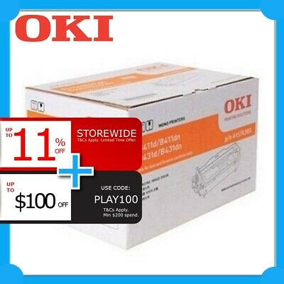 OKI Genuine 44574303 Drum Unit->B411/B412/B431/B432/B512/MB471/MB472 *CLEARANCE*