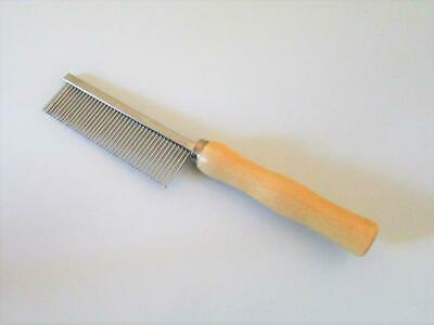 Metal Wide Tooth Doll Hair Comb - Great for Hand Blending Colours