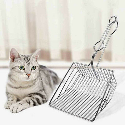 The LITTER SCOOPER That Saves Time Reduces Dust! Cat Litter Scoop 2019 HOT