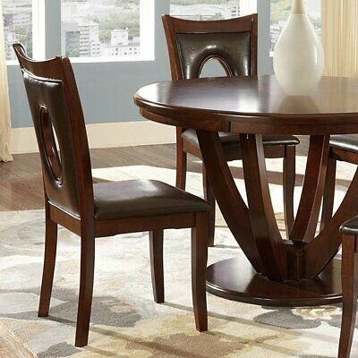 Astounding Mackenzie Country Style Two Tone Dining Chairs Set Of 2 By Beatyapartments Chair Design Images Beatyapartmentscom