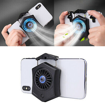 PUBG Mobile Games Cooling Fan Cooler Electric Radiator Gamepad for Android IOS