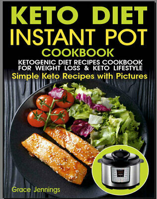 Keto Diet Instant Pot Cookbook – Ketogenic Diet Recipes  Eb00k - FAST Delivery